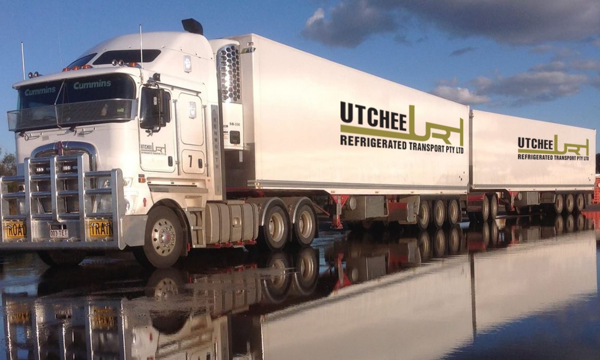 Utchee Refrigerated Transport